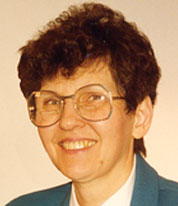 SUPERINTENDENT OF SCHOOLS--Sr. Lucille Kalinowski, SSND, served the Diocese of Springfield-Cape Girardeau as diocesan Superintendent of Schools from 1991 until her untimely death in a car accident in 1997. (The Mirror)