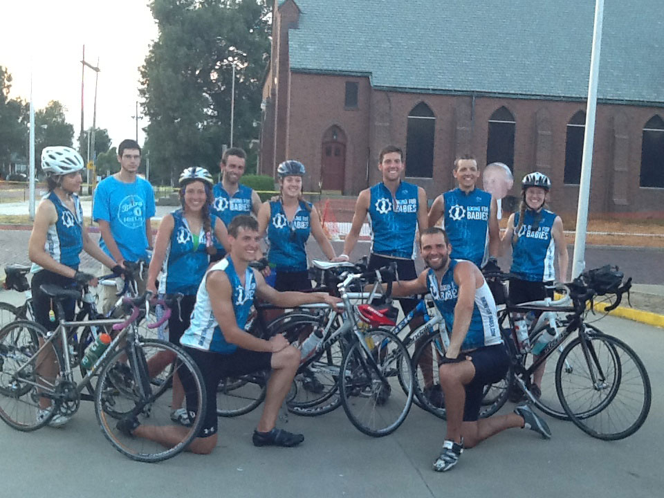 Dio Bikes New Orleans BIKING FOR BABIESOn a