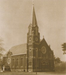 St. Mary Church, Pierce City.