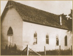 First church building 1893-1915