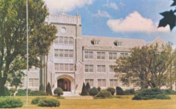 Our Lady of the Ozarks College Seminary, Carthage