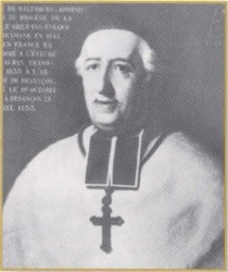 Fr. Louis William DuBourg (Used by permission, State Historical Society of Missouri, Columbia)