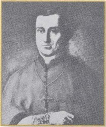 Bp. Joseph Rosati (Used by permission, State Historical Society of Missouri, Columbia)