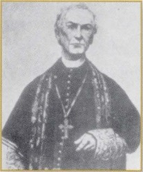 Fr. John Timon was appointed first bishop of Buffalo, NY in 1847. (Used by permission, State Historical Society of Missouri, Columbia)