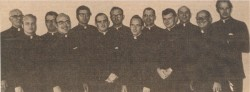 1970 Priests Senate Members