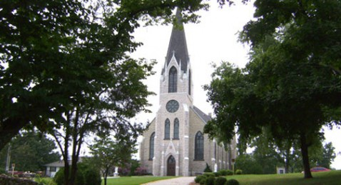 St. John Church, Leopold, MO (circa 2010)