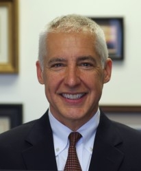 ONE OF THREE NEW MEMBERS OF NATIONAL REVIEW BOARD—Assistant US Attorney Donald J. Schmid of Granger, IN, is one of three new members of the US bishops' National Review Board. (CNS/courtesy Donald J. Schmid)