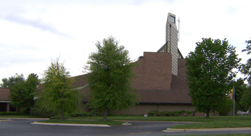 Immaculate Conception Church, Springfield, MO (circa 2010)
