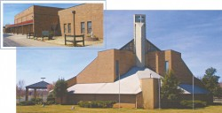 Immaculate Conception Church, Springfield, MO (circa 1977).
