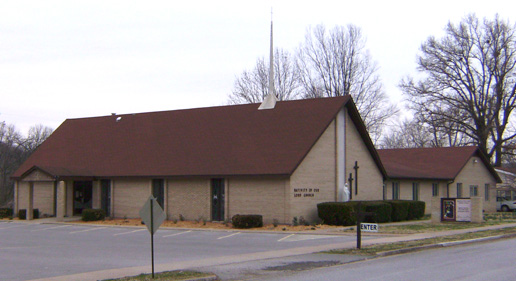 Nativity of Our Lord Mission Church, Noel, MO (circa 2010)