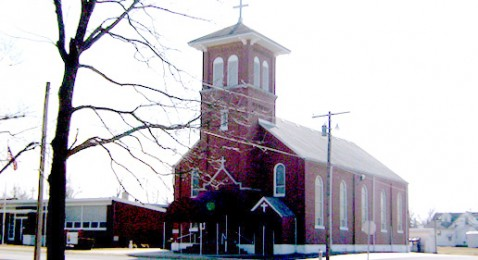 St. Joseph Church, Billings, MO (circa 2010)