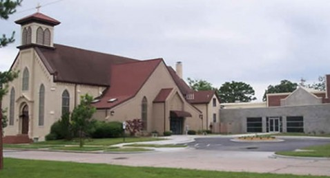 Sacred Heart Church, Springfield, MO (circa 2010)