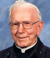 Bauer, Fr. Sylvester W., Apr 23, 1960 - Jun 17, 1971