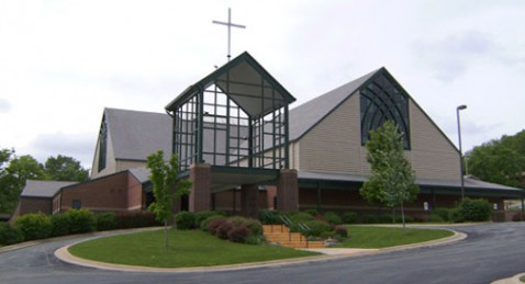 Our Lady of the Lake Church, Branson, MO (circa 2010)