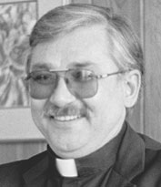 Gregovich, Fr. Lawrence E., Aug 17, 1990 - Apr 20, 1992