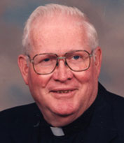 Kunkel, Fr. Raymond W., Aug 18, 1992 - Jul 16, 1999