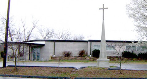 Immaculate Heart of Mary Church, Mansfield, MO (circa 2010)