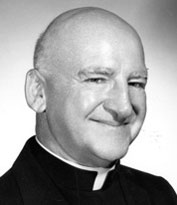 McGrane, Msgr. Walter J., Jun 1, 1948 - Jan 7, 1952