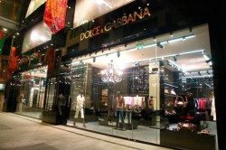 OPENLY GAY FOUNDERS BACK MARRIAGE—Dolce & Gabbana store front via Flickr (CC BY-NC-ND 2.0)
